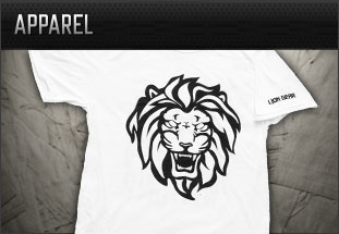 LION GEAR - MMA FIGHT GEAR - MMA TRAINING GEAR